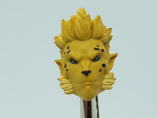 AWOK - Ahaw Kin Spiked Head
