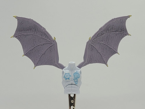 Custom WINGED >  Samhain Torso with wing holes (NO WINGS INCL.)