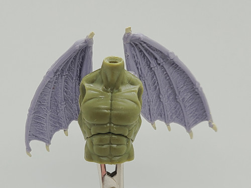 Custom WINGED > Darsalk Torso with wing holes (NO WINGS INCL.)