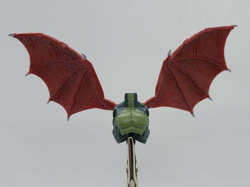 Custom WINGED > Berzerker Upper Torso with wing holes (NO WINGS INCL.)