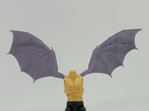 Custom WINGED > Felonius Torso with wing holes (NO WINGS INCL.)