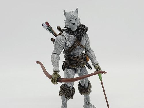 Pale Wolf Archer - a Vitruvian Armory Custom