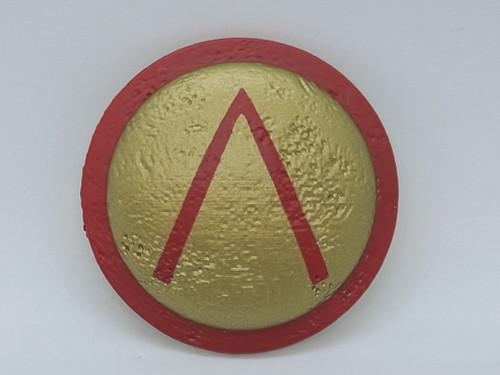 Spartan Warrior V2 Shield