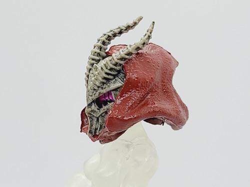 DEVIL HOOD  - Acogrey