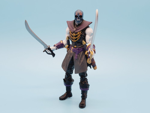 Mystic Swordsman  >>> a Vitruvian Armory Custom