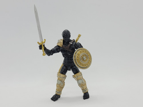 Beast Warrior - a Vitruvian Armory Custom