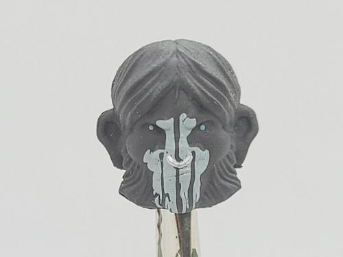 AWOK - Horrid Head Hunters Bearded Head