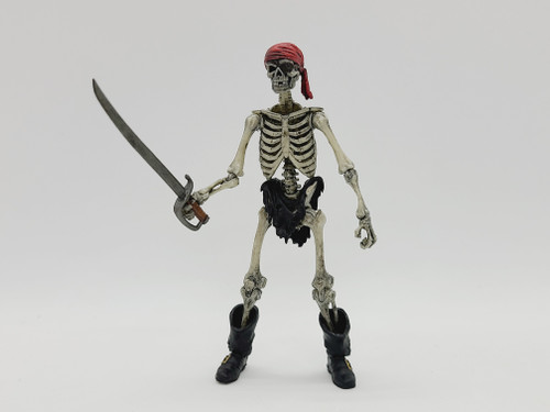 """Chips"" the Pirate Skeleton - a Vitruvian Armory Skeleton Kit Custom"