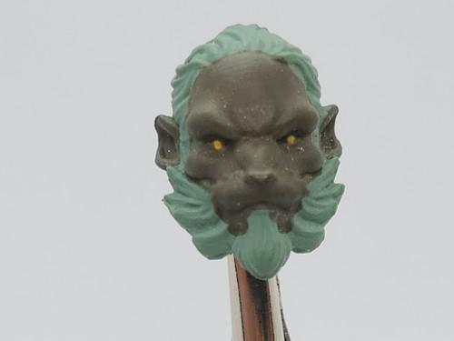 AWOK - Tomans Bearded Head