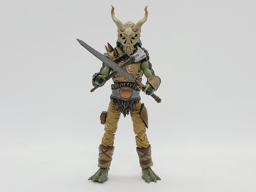 Gorgon Swamp Tracker  - a Vitruvian Armory Custom