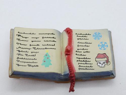 Open Christmas Book < 2020 Advent Calendar >