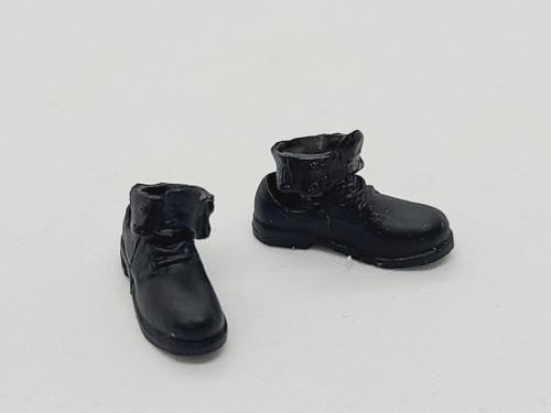 Christmas Elf Short Black Boots < 2020 Advent Calendar >