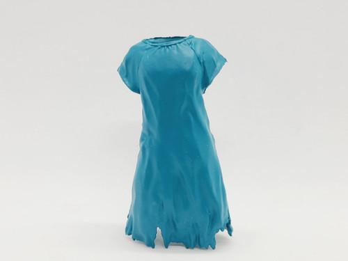 Blue Hospital Gown (female) < 2020 Advent Calendar >