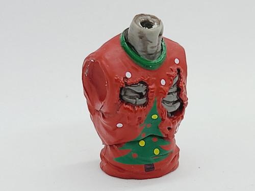 Christmas Zombie Torso < 2020 Advent Calendar >