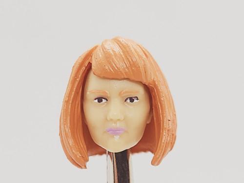Red Head Girl < 2020 Advent Calendar >