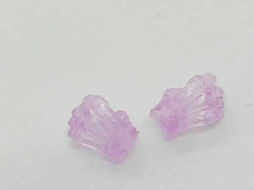 Purple Skeleton Hands