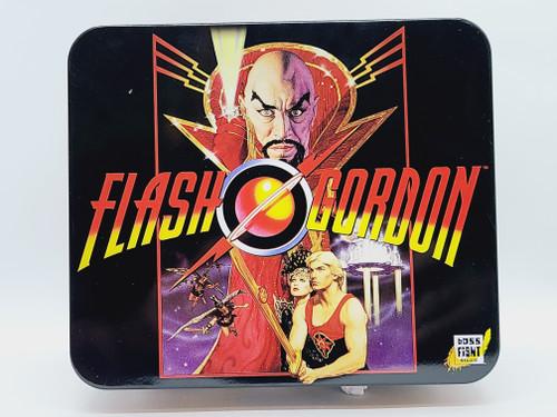 Flash Gordon Lunchbox - Hero HACKS (empty)
