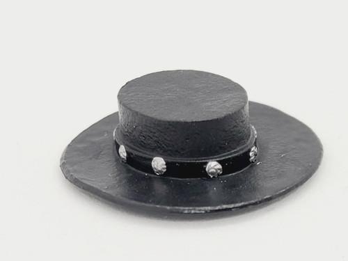 Zorro Gaucho Hat - Hero HACKS