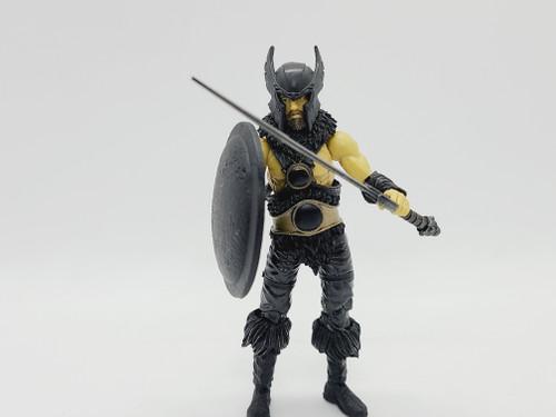 Night Raid Vandar  - a Vitruvian Armory Custom