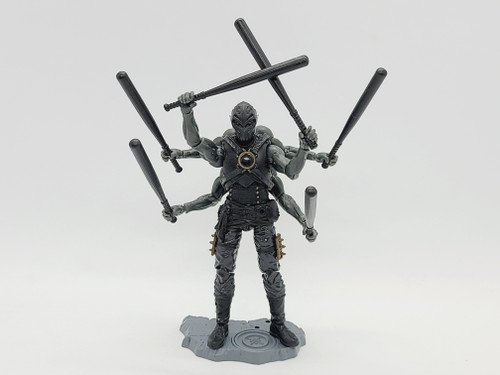 Clava - a Vitruvian Armory Custom