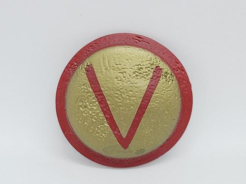 Leonidas  v1 Shield