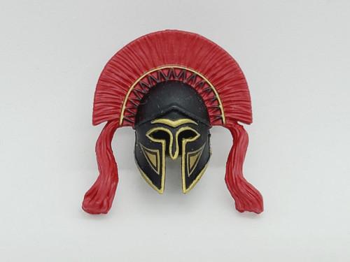 Athenian Warrior Plumed Helmet