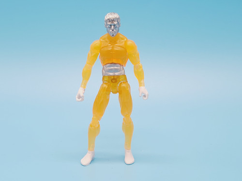 Orange Time Traveler - a Vitruvian Armory Custom