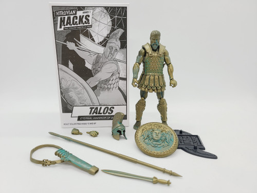 Talos - Complete with Box - Kickstarter Exclusive