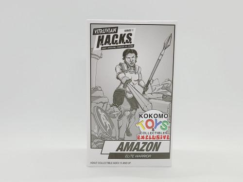 Elite Amazon Warrior - MIB - Series 1, Kokomo Toys Exclusive