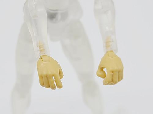Sunny Wheat Female Horizontal Hands