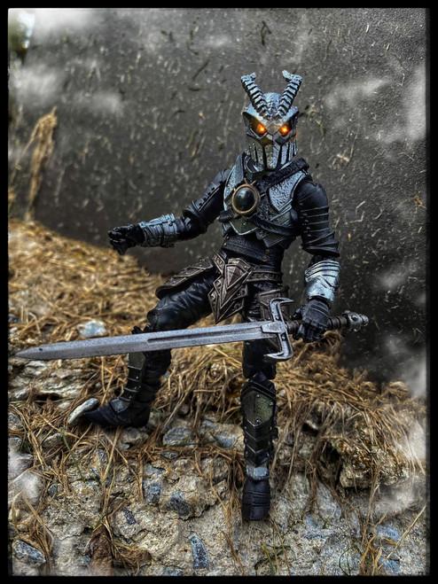 Paladin of Despair >>> ZETA <<<  a Vitruvian Armory Custom