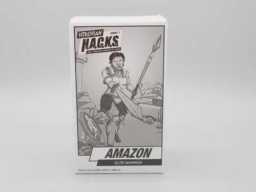 Elite Amazon Warrior - MIB - Series 1, All The Cool Stuff (UK) Exclusive