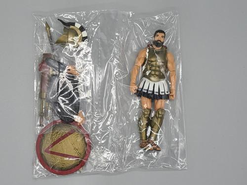 Leonidas Spartan King v1 - Series 1 Wave 3 (bagged Kickstarter)
