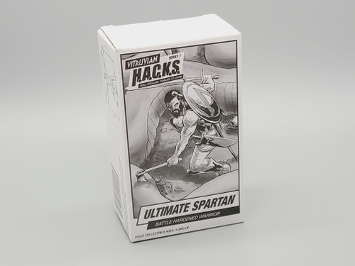 Ultimate Spartan - MIB - Series 1, NJCC Exclusive