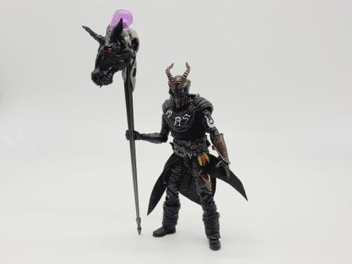 Gazoge (Battle of the Sulfur Caves) - a Vitruvian Armory Custom