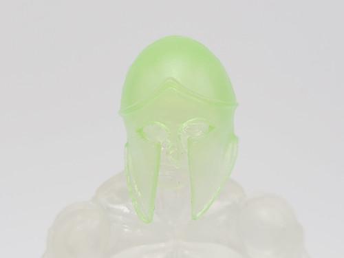 Ghost Light (glows) Smooth Helmet