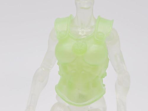 Ghost Light (glows) Gorgon Chest Armor