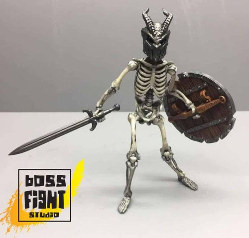 Evil Skeleton - BAGGED - Boss Fight Exclusive