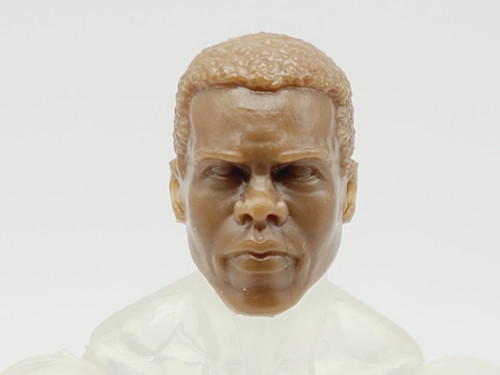 Walnut Male Head 2