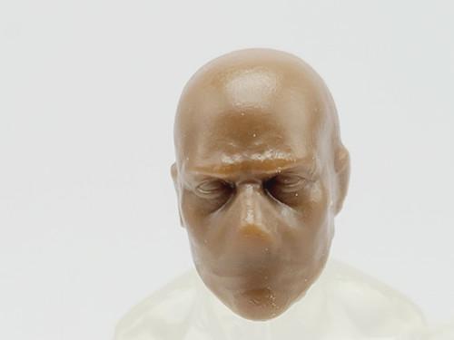 Walnut Male Masked head