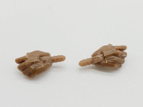 Walnut Male Horizontal hands