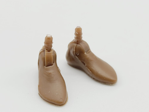 Walnut Male Shoes