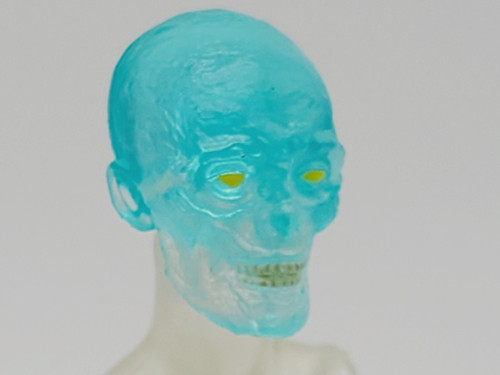 Cryo Zombie Head