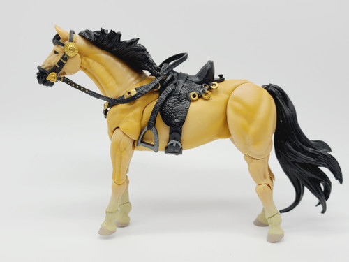 Persia - a Custom Steed by Vitruvian Armory (Tack Kit Included)