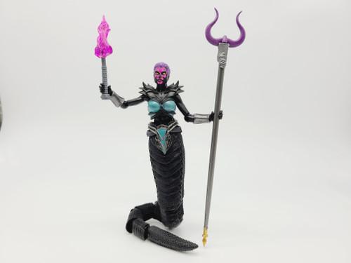 Underworld Gorgon - a Vitruvian Armory Custom
