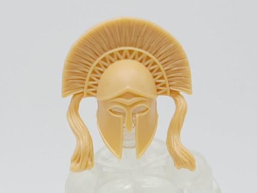 Test Shot - Beige Athenian Helmet