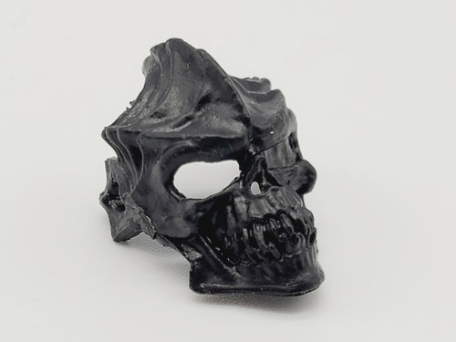 Test Shot - Black Orc Faceplate