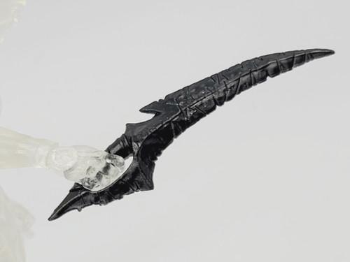 Test Shot - Black Dragon Tooth Sword