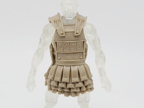 Test Shot - Mocha Athenian Chest Armor