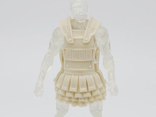 Test Shot - Cream  Athenian Chest Armor